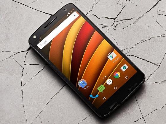 Smartphone-Moto-força