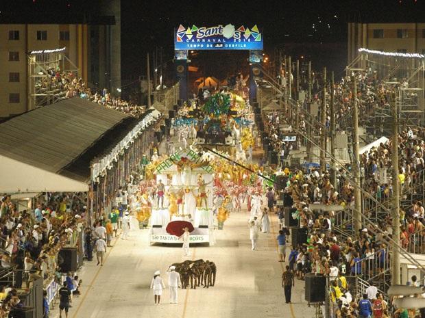 Carnaval de Santos 2016