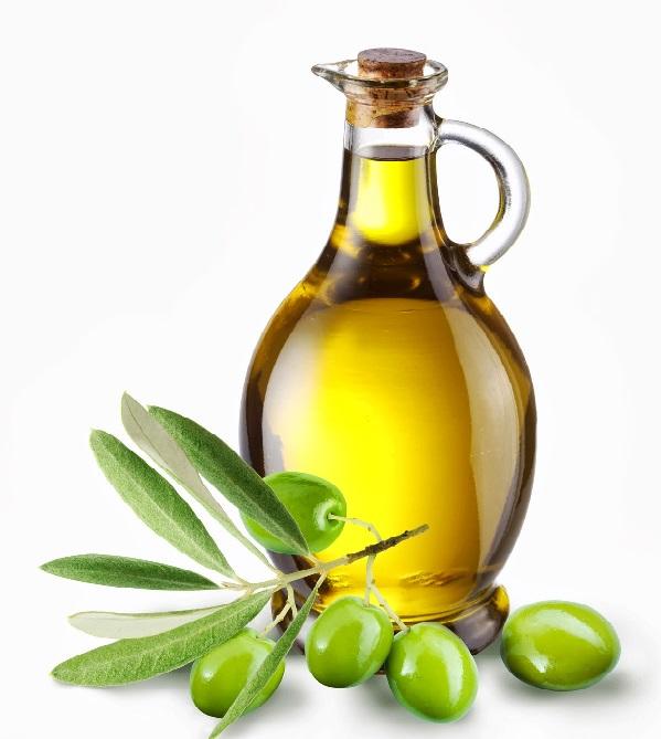 Existem Óleos e Óleos oliva