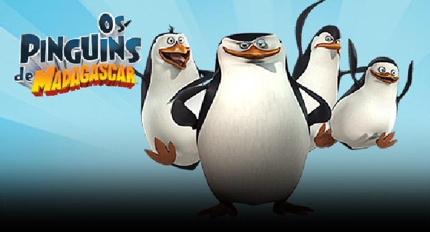 Filmes Infantis Para Ver pinguins