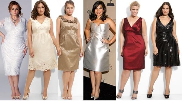 Moda Plus Size Para Réveillon 2016