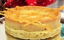 Torta de Pudim Receita Ana Maria Braga – Dia 01/12/2015