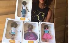 Bonecas Negras Tipo Barbie – Lançamento Modelo Caribenha