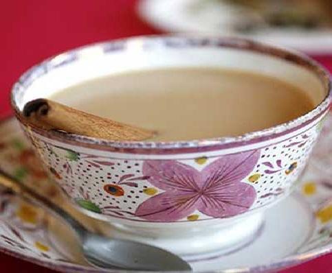 Chá Indiano - Benefícios Receita