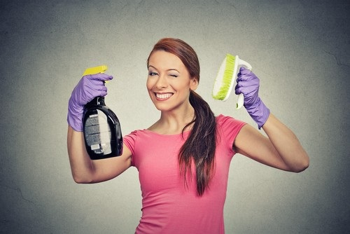 Churrasco Como Limpar paredes