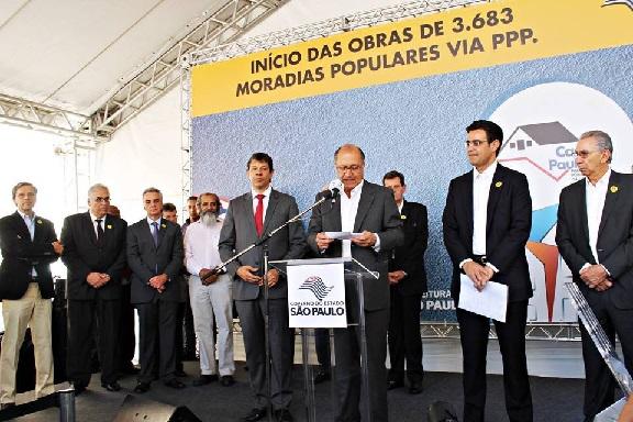 Moradias Populares São Paulo PPP - inscrição