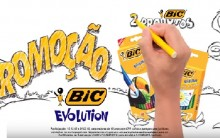 Promoção BIC Evolution – Como Participar