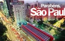 Shows do Aniversário de São Paulo – Programação