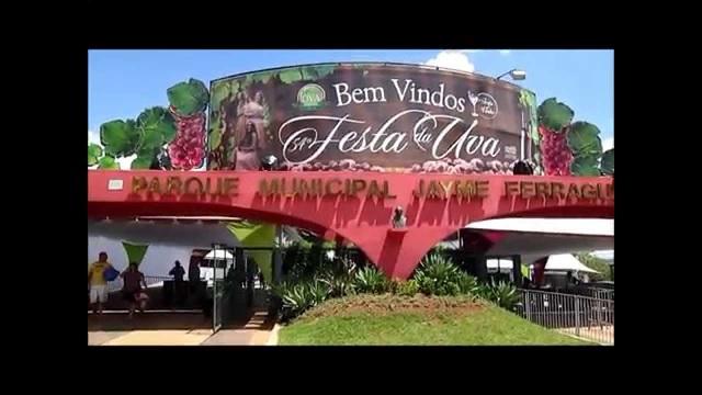 Festa da Uva Vinhedo 2016 -  Ingressos