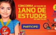 Promoção Nescau Patrocina Seu Filho – Prêmios e Como Participar