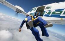 Saltar de Paraquedas – Os Melhores Lugares