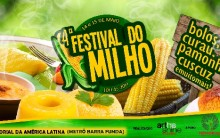 Festival do Milho no Memorial América Latina – Data