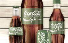 Coca Cola Life – Lançamento