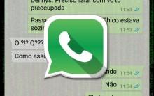 WhatsApp Criptografia – Atualização