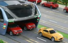 Ônibus do Futuro na China – Protótipo
