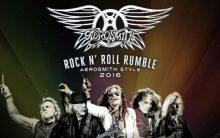 Aerosmith Show 2016 – Programação e Ingressos
