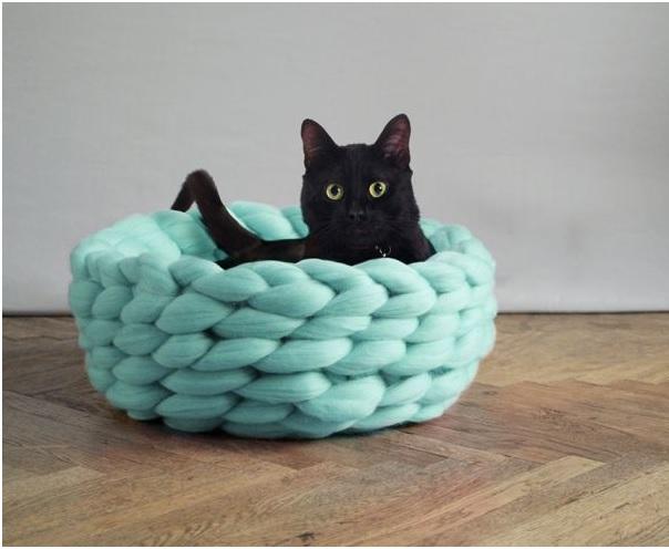 Cama para c es e gatos de tric gigante modelo for Cama para gatos