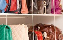 Conservar Bolsas – Como Limpar e Guardar