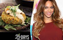 Dieta dos 22 Dias Beyoncé – Cardápios