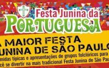 Festa Junina da Portuguesa 2016 SP – Programação e Ingressos