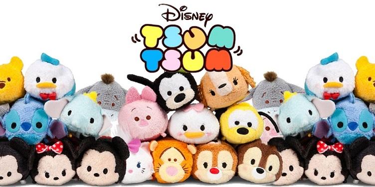 Pelucias Disney Tsum Tsum