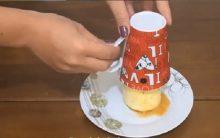 Pudim Leite Condensado de Caneca – Receita Micro Ondas