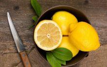 Canela Com Limão Para Emagrecer – Receita
