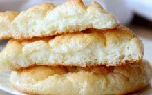 Receita Pão Nuvem – Nova Dieta