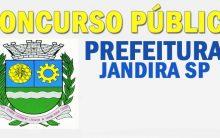 Concurso Prefeitura de Jandira – Inscrições