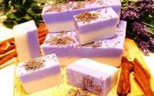 Sabonete Due Lavanda – Material e Como Fazer