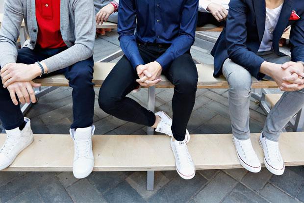Calçados Masculinos 2017 - Fotos e Modelo