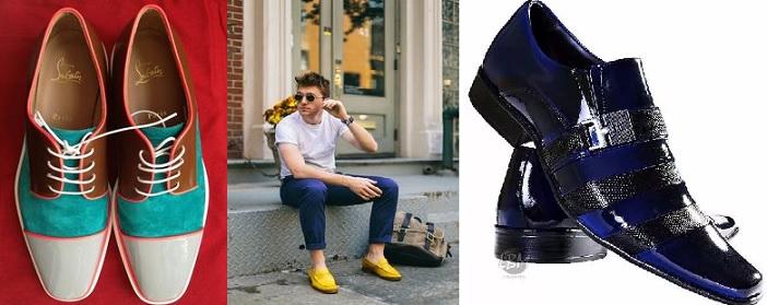 Calçados Masculinos 2017 - Fotos e Modelos