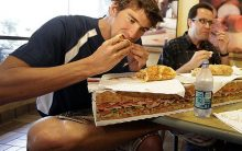 Dieta de Michael Phelps – Medalhista Olímpico 2016
