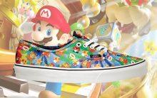 Tênis Coleção Nintendo – Lançamento