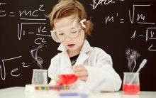 Brincando de Cientista – Atividade Infantil
