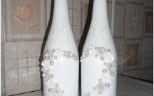 Champanhe Decorada Para Casamento – Como Fazer