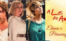 Lei do Amor Novela TV Globo – Elenco e Sinopse