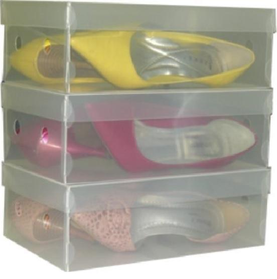 Organizar Sapatos - Dicas Criativas caixa