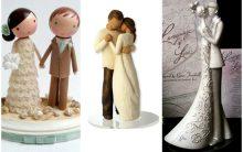 Topos de Bolo Para Casamento – Modelos