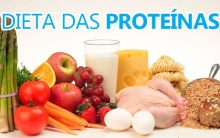 Dieta Das Proteínas – O Corpo Ideal