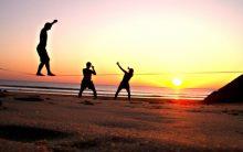 Esporte Slackline – Dicas e Benefícios