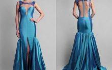 Vestidos de Cetim Curtos e Longos – Modelos e Dicas