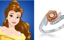 Anéis de Noivado Disney – Lançamento