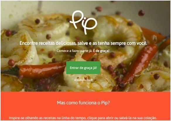 pip-rede-social-de-gastronomia-como-participar