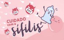 Sífilis – Transmissão e Sintomas
