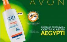 Repelente Spray Avon Contra Aedes Aegypti – Lançamento