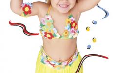 Havaiana Fantasia Infantil – Material e Como Fazer