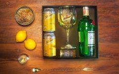 Kit Drink Box Schweppes – Lançamento
