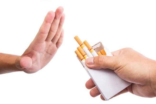 Como vai disaccustom para fumar o tipo
