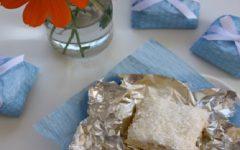 Bolos Embrulhados Para Festa – Receitas